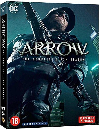 Arrow Saison 5 /v Dvd
