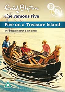 Enid Blyton's The Famous Five - Five On Treasure Island [DVD]