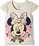 Mickey and Friends Girls' T-Shirt (MF0FGT1025_MULTICOLOR NEPS_7/8)