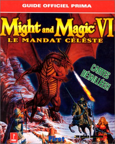 Might and Magic VI, le guide de jeu