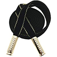 Black Temptation Coat Rope, Sports Pants Belt Rope Single Velvet-K9