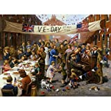 King Classic Collection - VE-Day - Jigsaw Puzzle 1000 Pieces