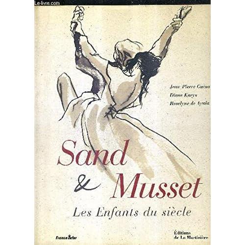 Sand et Musset