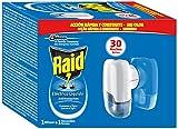 Raid – Gerät Anti-Moskito elektrisch, mit Flüssigkeit, Paket 2