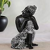 TiedRibbons Lord Buddha Statue Size(7X4....