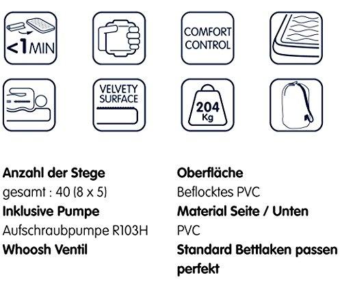 AeroBed® Premium Collection Mattress Double Luftbett Gästebett - 4