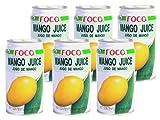 Foco - Mango Nektar - 6er Pack (6 x 350ml Dose) - Aus Thailand
