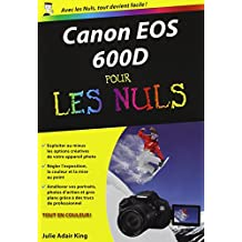Canon EOS 600 D Poche Pour les nuls
