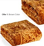SINGLE bed premium mink blankets at whol...