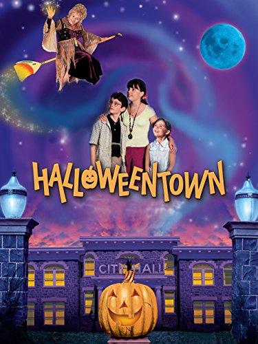 Halloween Town - Meine Oma ist 'ne Hexe! (Halloween Dvd Town)