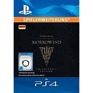 The Elder Scrolls Online Collectors Edition Upgrade Edition DLC [PS4 Download Code – deutsches Konto]