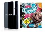 Playstation 3 - Konsole 80 GB inkl. Dual Shock 3 Wireless Controller + Little Big Planet