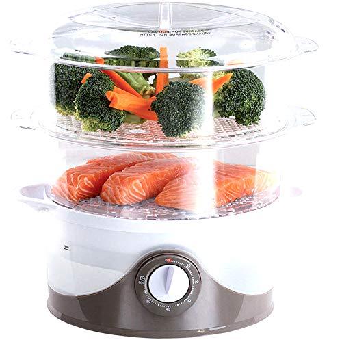 Cuisinière électrique pour cuire le riz cuit à la vapeur et les légumes de poisson Poisson 6L 6364