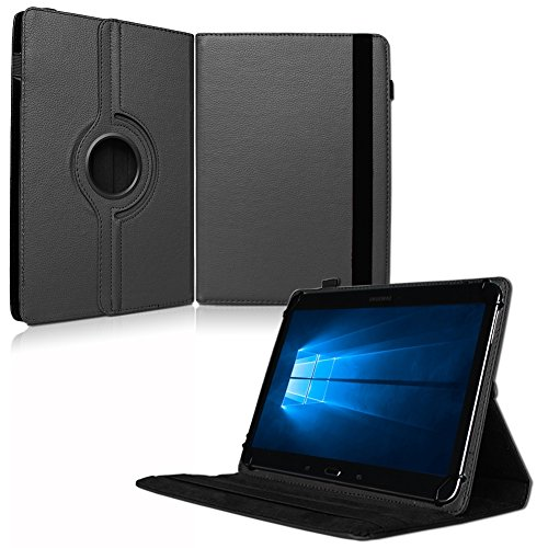 NAUC Blaupunkt Discovery 111C Tablet Tasche Hülle Schutzhülle Cover Schutz Case 360°