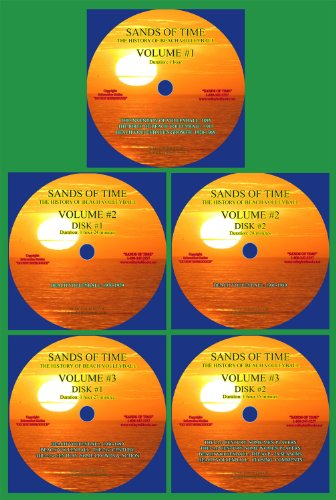 Sands of Time (DVD), Volumes-1-2-3, The History of Beach Volleyball