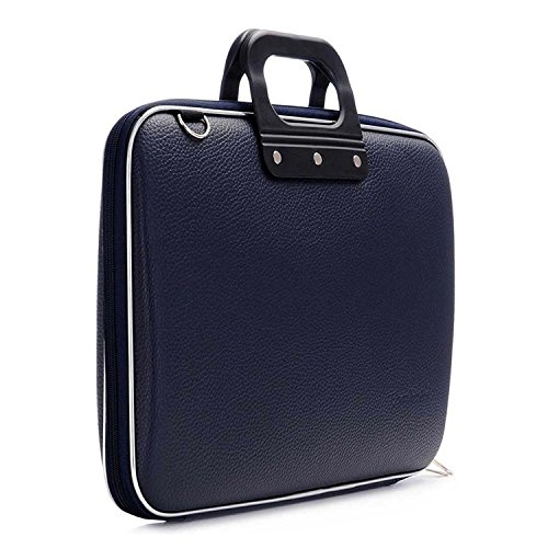 FunBlast Water Repellent Computer Case Sleeve / Laptop Messenger Bag for College, School and Bussiness, 15.6-inch (Blue)