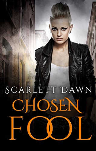 Book's Cover of Chosen Fool