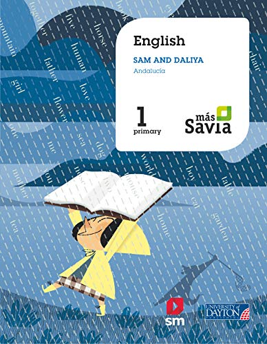 English Sam and Daliya 1 Primary Más Savia Andalucía