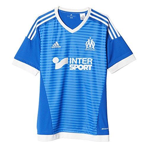 adidas Olympique de Marseille Dritte M Blue - Blue -