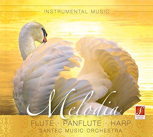 CD Melodia: Besinnliche Melodien von Harfe und Panflöte