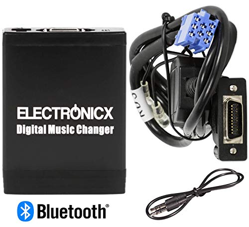 Electronicx Elec-M06-RD3-BT Adapter USB, SD, MP3, AUX Bluetooth Music Streaming Freisprechanlage für RD3 audio Autoradio