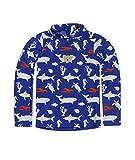 Steiff Baby-Jungen Schwimmshirt Sonnenschutzshirt 1/2 Arm 6717723, Blau (Dazzling Blue 3088), 92