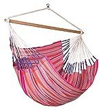 Marca La Siesta • Modelo Habana Flamingo Kingsize de algodón orgánico