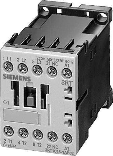 SIEMENS SIRIUS - CONTACTOR AC-3 3KW 1NA 230V TAMAñO S00 CONEXION TORNILLO