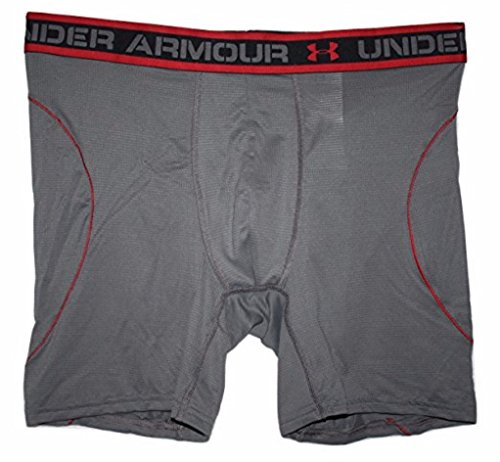 Under Armour Boxer Iso Chill 6'' Graphite/Red