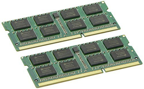 Micron 3rd 16GB Kit (2 x 8 GB) 204 pin DDR3-1866 SO-DIMM (1866Mhz, PC3-14900) passend für Apple iMac Retina 27