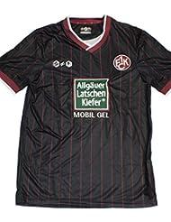 DO YOU FOOTBALL 1. FCK 3rd Trikot schwarz Größe S 19610-9000 Kaiserslautern