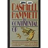 The Continental Op by Dashiell Hammett (1988-07-14)