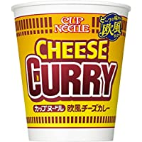 Nissin Cup Noodle Continental Chizukare 85g × 20 pieces