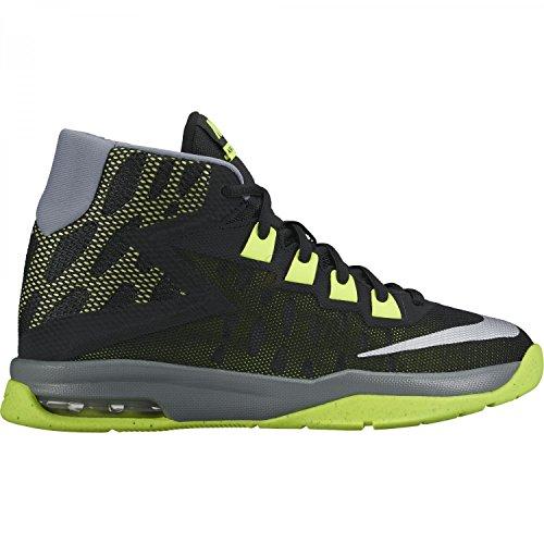 Nike 845081-005, espadrilles de basket-ball garçon yellow