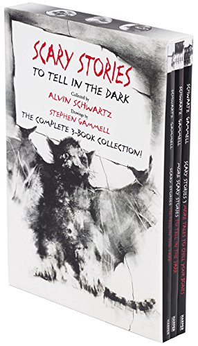 ack Box Set: The Complete 3-Book Collection (Scary Halloween Ghost Stories)