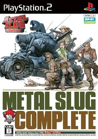 Metal Slug Playstation - Metal Slug Complete[Import