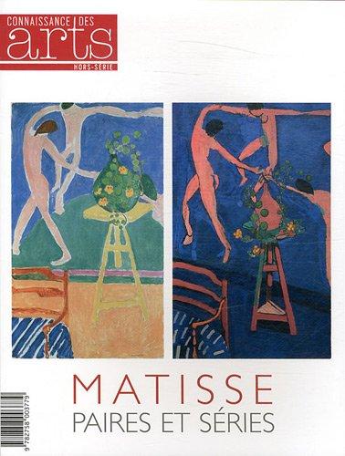 Connaissance des Arts, Hors-série N° 520 : Matisse paires et séries