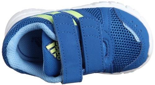 adidas Performance Fluid Conv Cf I/D67297 D67297 Unisex - Kinder Sportschuhe - Fitness Blau (BLUE BEAUTY F10 / GLOW S14 / BAHIA LIGHT BLUE S14)