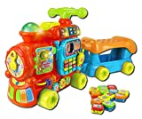 VTech Baby 181903 Push and Ride Alphabet Train -Multicolour