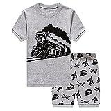 Tarkis Jungen Pyjama Schlafanzüge kurz Zweiteiliger Schlafanzug 1-6 Jahre