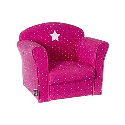 Niño de silla, color rosa