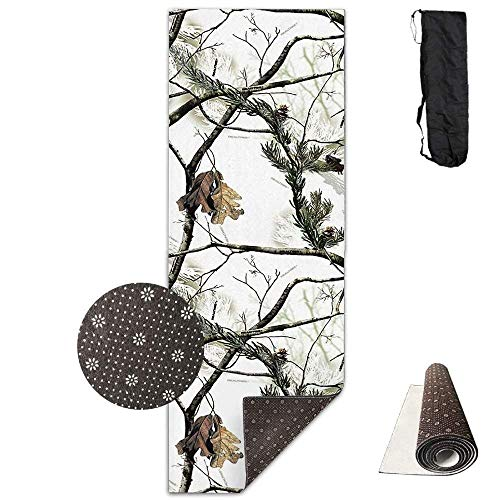 Deglogseccce Tappetino per Yoga,Non Slip Yoga Mat Starfish Shells On Beach Premium Printed 24 X 71 Inches Great for Exercise Pilates Gymnastics Carrying Strap