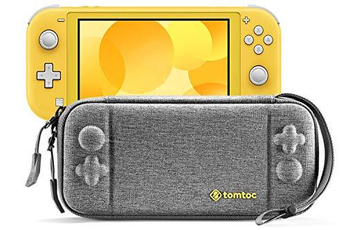 tomtoc Original Breveté Etui de Protection Mince pour Nintendo Switch Lite, Housse de Transport...