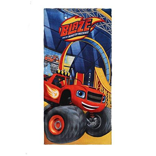 blaze-and-the-monster-machines-toalla-70-x-140-cm-toalla-de-playa-azul
