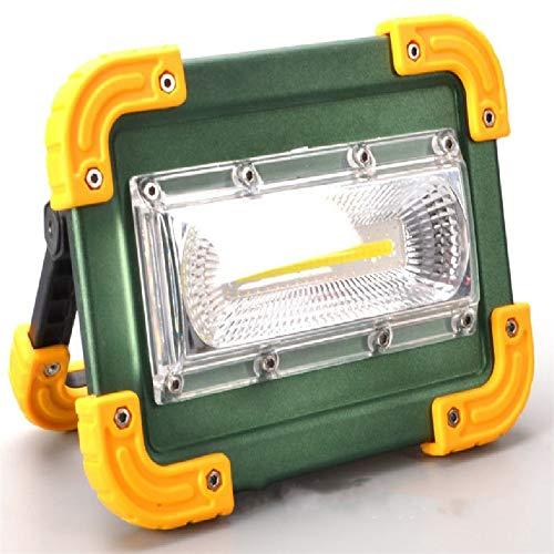 LED tragbare Camping-Laterne, batteriebetrieben, zusammenklappbare wasserfeste Außenleuchte für Notfälle, Wandern, Angeln, Stromausfälle und mehr