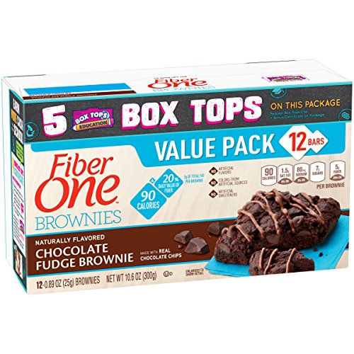 fiber-one-90-calorie-soft-baked-bars-chocolate-fudge-brownie-12-count-106-oz