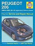 Peugeot 206 Petrol and Diesel Service and Repair Manual