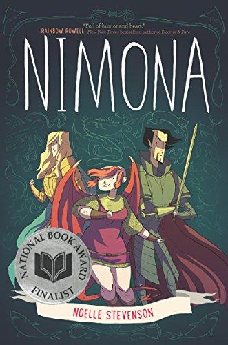 Nimona by [Stevenson, Noelle]