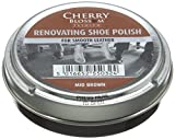 Cherry Blossom Premium Renovating Shoe Treatments and Polishes PCREN03 Mid Brown 50.00 ml