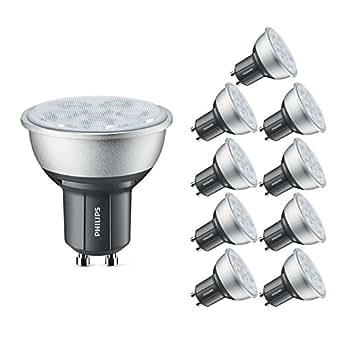 Philips Master LED Spot LED à intensité variable culot GU10 5 W